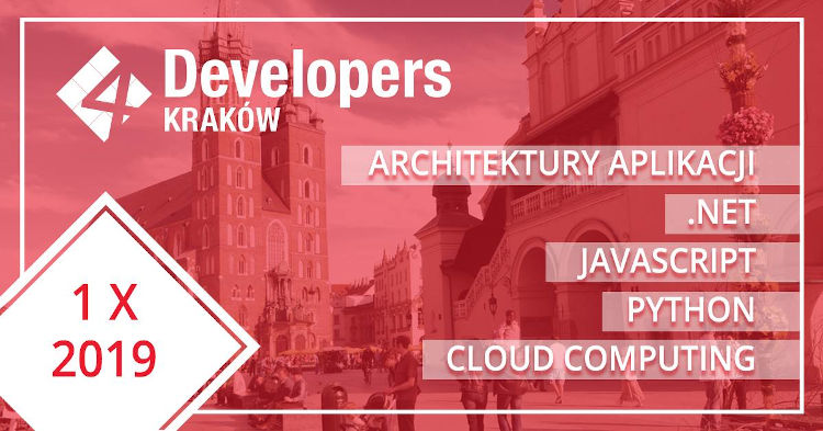 4Developers Conf in Cracow