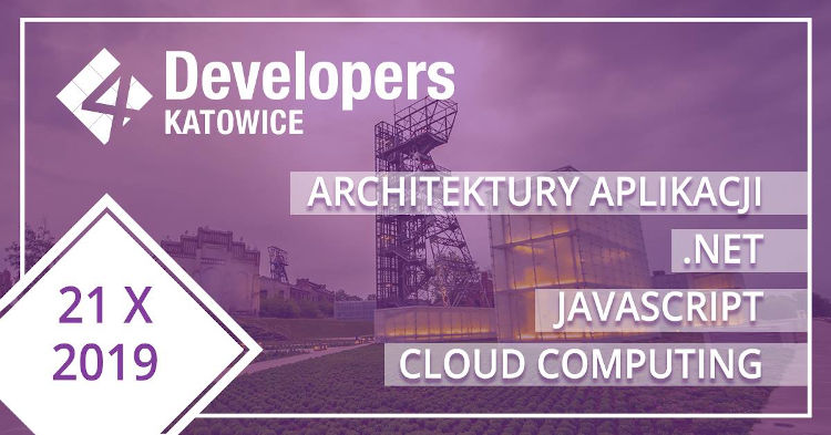 4Developers Conf in Katowice