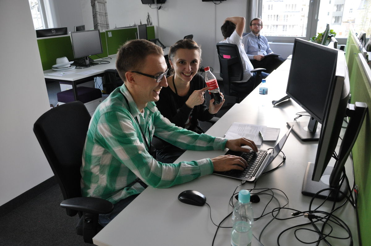 Coderetreat 2015 Cracow
