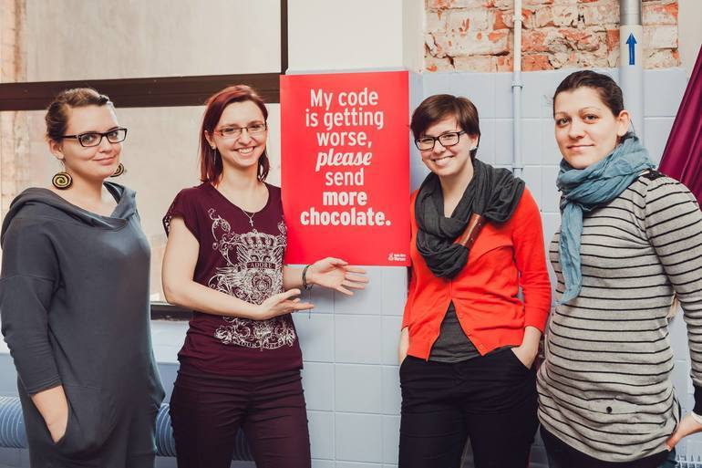 Rails Girls welcome back!