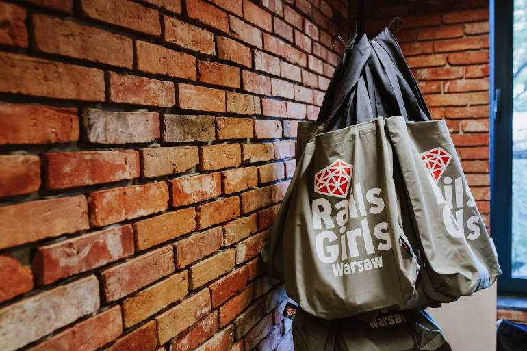 Rails Girls Warsaw (19 - 20 October 2019)